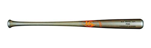 Louisville Slugger MLB Prime C271 Baseball Bats, Maple Silver Distressed, 33