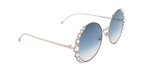 Crystal Sunglasses, Light Gold, One Size ()
