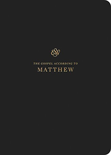 Scripture Journal Matthew: English Standard Version ()