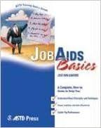 Book Job Aids Basics (ASTD Training Basics Series) by Willmore, Joe(March 14, 2006)