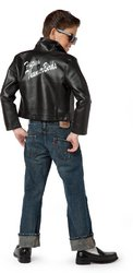Fifties Thunderbird Jacket Child Costume - X-Small (4-6) PROD-ID : 1440226 (Fifties Thunderbird Jacket Child Costume)