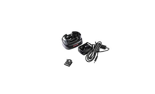 (Honeywell Scanning SL-HB-C-H-1-VI Honeywell, Accessory, Homebased for Healthcare Version of Sl22 Gen 5 and Sl42, Single Bay Sled Charging Cradle, Incl. Us, EU and UK Pwr Adapter)