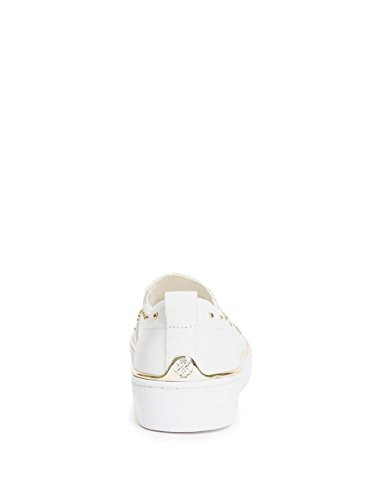 Guess Flgoe1lea12 On White On Slip On White Guess Slip Slip Guess Flgoe1lea12 XwpHnA