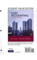 Cost Accounting By Horngren, Charles T./ Datar, Srikant M./ Rajan, Madhav