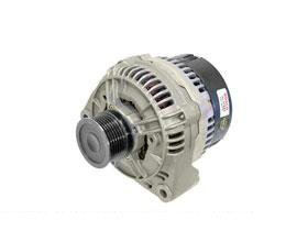 Mercedes w210 e300 Diesel Alternator (Rebuilt) 115 Amp OEM Bosch w210