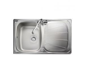 Rangemaster BL8001/ Baltimore Kitchen Sink, Stainless