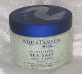- Aquatanica Spa Detoxifying Sea Salt Scrub & Soak 13.4oz