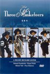 Movie DVD - The Three Musketeers (Region code : all) (Korea Edition)