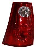 TYC 11-5920-01 Ford Explorer Sport Trac Driver Side Replacement Tail Light ()
