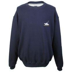 f632282212f0 Amazon.com   Grady White Boats Champion Sweatshirt Navy Medium ...