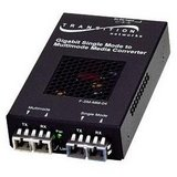 Transition Networks SFMFF1314-220 Multimode to Single Mode Converter