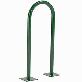 u-rack-bike-rack-green-flange-mount-2-bike-capacity