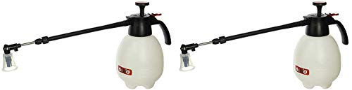 SOLO 420 2-Liter One-Hand Pressure Sprayer with Adjustable Telescoping Wand (Pack of 2)