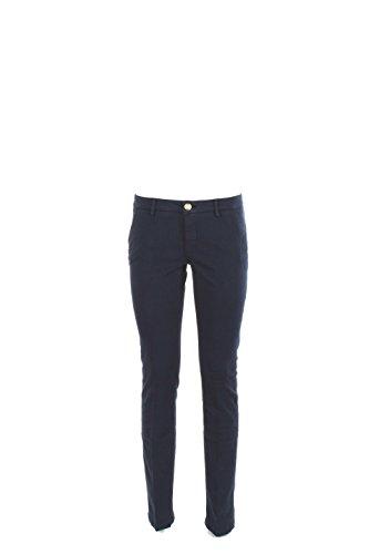 Pantalone Donna Camouflage 28 Blu Ai16pcdp018mxstd Autunno Inverno 2016/17
