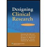 Designing Clinical Research - An Epidemiologic Approach (3rd, 07) by [Paperback (2006)]
