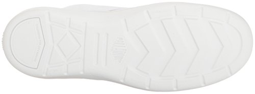 Palladium Dame Voyage Sneaker Weiß (hvid / Hvid / Gunmeatal) JUrCcSbX7V