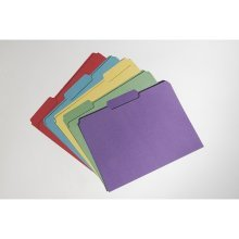 NSN5664138 - SKILCRAFT Recycled Single-ply Top Tab File Folder