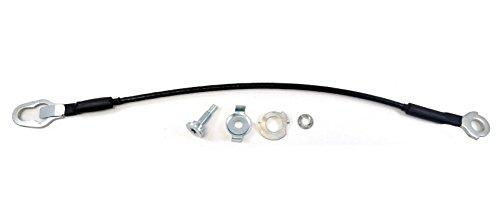 18 3//5 Length 18 3//5 Length Tailgate Cable PT Auto Warehouse TC-FO008