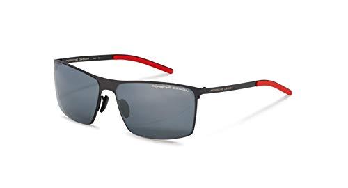 4e42ca2c1ba6 Authentic Porsche Design P 8667 A Black Sunglasses