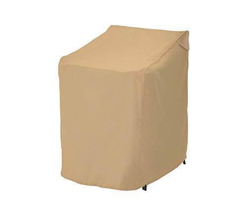 Premium Terrazzo Stackable Patio Chair - Terrazzo Stackable