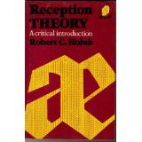 img - for Reception Theory: A Critical Introduction book / textbook / text book