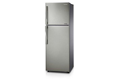 Samsung rt-f250g tmf autonome 204L 53L platine, acier inoxydable–Réfrigérateur (autonome, haut poste, platine, LED, droit)