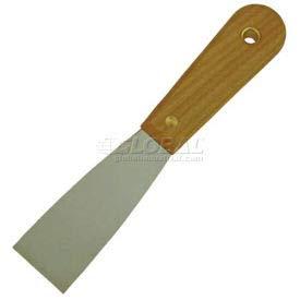 Scraper Putty Knife, 1-1/2'' Stiff, (Pack of 10) (KTI-70015)