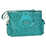 Kalencom Diaper Bag, Elite On the Rocks Teal