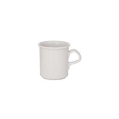 Cafe Blanc 12 oz. Mug [Set of - Dishwasher Mug Dansk Safe