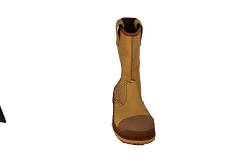 jallatte Cap SAS S3más utilizar con botas Jardín Botas Botas Beige Beige - beige