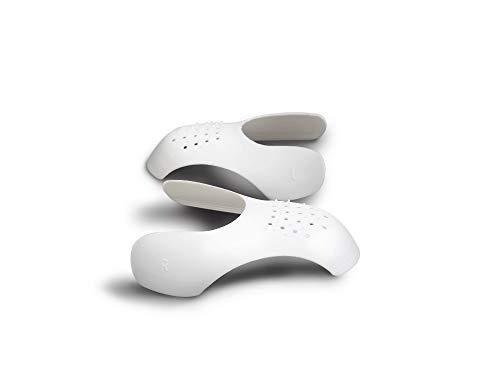 Shoe Toebox Crease Preventers, Protector Against Shoe Creases, Toebox Crease Preventers, Men's 7.5-13 (Men M) (Wearable Trees Shoe)