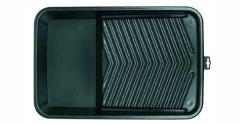 Farbwanne 30 x 47 cm für Lack Farb Walzen bis 30cm ideal zur Nutzung mit Telestab und Farbrollen