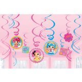 Swirl Decorations | Lalaloopsy Collection | Party Accessory -
