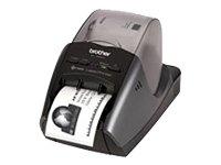 Brother QL-580N - Impresora de etiquetas (Térmica directa ...