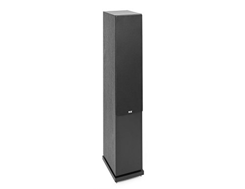 ELAC Debut 2.0 F6.2 Floorstanding Speaker, Black (Each)