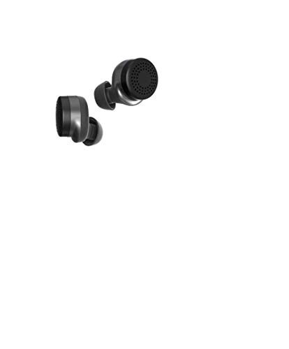 Here One Wireless Smart Earbuds: 3-in-1 Noise Cancelling & In Ear Bluetooth Earbuds - Android App & Bluetooth Compatible and iPhone Bluetooth Compatible (Black) (Best Hearing Aids On The Market 2019)