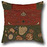 (16 X 16 Inches / 40 By 40 Cm Oil Painting Sarah Dunsworth - Sampler Pillow Shams ,each Side Ornament And Gift To Sofa,lounge,kids Boys,birthday,valentine,boys)