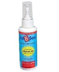 1094377 PT# 10401 Lice-B-Gone Lice Remover Shampoo 4oz Pesticide Free Ea Made by Safe Effective Products
