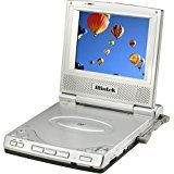 Mintek MDP-5860 5-Inch Portable DVD Player