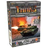 Tanks Miniatures Game - Core & Assorted Gale Force M1 VS T-64 SW
