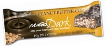 3 Savers Package:Nugo Peanut Butter Cup Bar (12x1.76 Oz) by NuGo