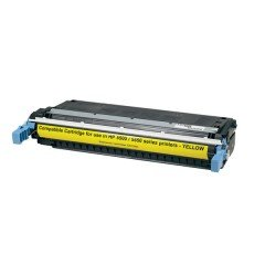– Compatible LJ 5500 Yellow Toner (OEM# C9732A) (12,000 Yield)