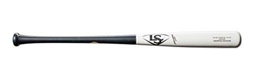 Louisville Slugger 2019 MLB Prime Maple M110 White Stripe Baseball Bat, 33