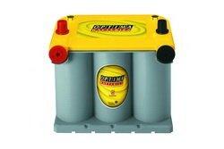 Optima Batteries 8042-218 D75/25 YellowTop Dual Purpose Battery by Optima