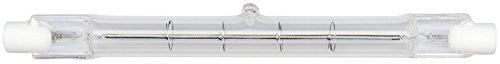 Designers Edge L16 Work Light Replacement T-3 130-Volt 500-Watt Quartz Halogen Light Bulb - Halogen Bulbs Work