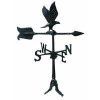 Whitehall Products WV3-A-50SR-BKND Eagle Weathervane