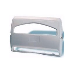 Dixie Safe-T-Guard™ 1/2 Fold Seatcover Dispenser (57710GPT) Category: Toilet Seat Cover Dispensers by Dixie