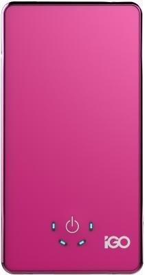 Igo Power Supply (iGO Power Trip 6100 - Pink, Pink)