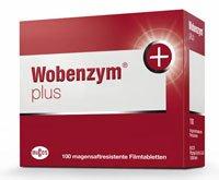 Wobenzym Plus Magensaftresistente Tabletten, 100 St