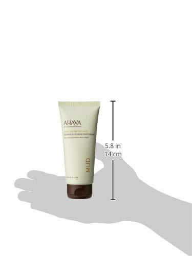 AHAVA Dermud Intensive Foot Cream, 3.4 Fl Oz